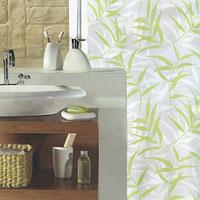 Штора Cane light green, 180 х 200 см1010410Штора для ванной комнаты Cane light green изготовлена из текстиля с гидрофобной пропиткой. В верхней кромке шторы сделаны отверстия для колец, нижняя кромка снабжена специальным отягощающим шнуром, который придает шторе естественную ниспадающую форму. Штору можно стирать в стиральной машине при температуре не выше 40 градусов, можно гладить, как синтетический материал. Шторы от компании Spirella отличает яркий, красочный дизайн рисунков и высокое качество (гарантия на изделие 3 года). Сделайте вашу ванную комнату еще красивее! Характеристики: Материал: текстиль, полиэстер. Размер шторы: 180 см (ширина) х 200 см. Цвет рисунка: зеленый (представлен цифрой 1). Изготовитель: Швейцария. Артикул: 1010410.