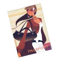 Обложка для паспорта Perfecto Гламур 1. PS-GL-0001PS-GL-0001Обложка для паспорта Гламур 1, выполненная из натуральной кожи, оформлена авторским рисунком. Такая обложка не только поможет сохранить внешний вид ваших документов и защитит их от повреждений, но и станет стильным аксессуаром, идеально подходящим вашему образу. Яркая и оригинальная обложка подчеркнет вашу индивидуальность и изысканный вкус. Обложка для паспорта стильного дизайна может быть достойным и оригинальным подарком. Характеристики: Материал: натуральная кожа. Размер: 9,5 см х 13,5 см. Артикул: PS-GL-0001. Производитель: Россия.