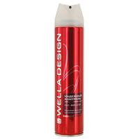 Лак для волос Wella Design Надежный контроль, сильная фиксация, 250 млFS-00897Лак для волос Wella Design Надежный контроль сильной фиксации - надежная фиксация прически надолго. Характеристики: Объем: 250 мл. Производитель: Франция.Товар сертифицирован.