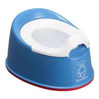 """Горшок туалетный детский BabyBjorn """"Smart"""", цвет: голубой 0510.15"""