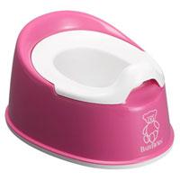"""Горшок туалетный детский BabyBjorn """"Smart"""", цвет: розовый 0510.55"""