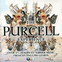 The Purcell Experience (2 CD) женские часы michael kors mk3547