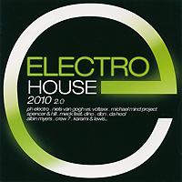 Electro House 2010 2.0 (2 CD) 2011 2 Audio CD