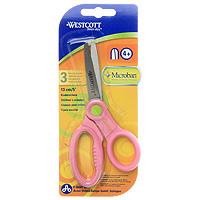 """Ножницы """"Westcott"""" с антибактериальным покрытием, цвет: розовый Е-26007 00"""