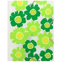 "Папка на резинке ""Comix"", цвет: зеленый А1833 зелен."