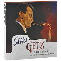 Stan Getz Quintets: The Clef & Norgran Studio Albums 2011 3 Audio CD