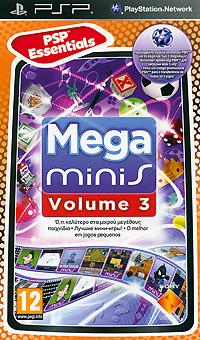 Mega Minis Volume 3