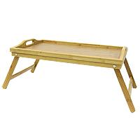Поднос на ножках Oriental way BB3002BB3002Столик-поднос Oriental way, выполненный из бамбука, практичен и прослужит вам долгие годы. Благодаря двум ручкам вы сможете с легкостью переносить стол, а удобные ножки надежно удержат его на любой поверхности. С этим столиком ваш утренний завтрак станет незабываемым! Характеристики: Материал: бамбук. Размер столика: 50 см х 30 см. Высота ножек: 20,5 см. Производитель: Китай. Артикул: BB3002. Торговая марка Oriental way известна на рынке с 1996 года. Эта марка объединяет товары для кухни, изготовленные из дерева и других материалов. Все товары марки Oriental way являются безопасными для здоровья, экологичными, прочными и долговечными в использовании.