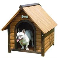 Деревянная будка для собак Triol, 70 см х 76 см х 76 см0120710Деревянная будка для собак Triol, несомненно, понравится вашему питомцу. Будка защитит от ветра в плохую погоду, и станет отличным укрытием от солнца в жару.Особенности будки: - погодоустойчивая,- наличие ножек исключает попадание влаги внутрь,- хорошая вентиляция воздуха,- легкая сборка. Размер будки: 70 см х 76 см х 76 см.