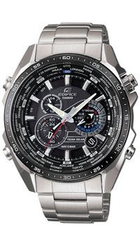 Наручные часы Casio EQS-500DB-1A1R0151121505Наручные мужские часы Casio EQS-500DB-1A1.