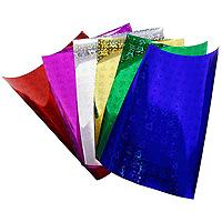 """Action! Набор цветной голографической бумаги """"Fancy"""", 6 листов FD010005"""