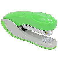 Степлер Colourplay, для скоб №24/6-26/6, цвет: зеленыйKM-8810B-021Практичный степлер COLOURPLAY с вертикальной загрузкой скоб в эргономичном корпусе из яркого пластика. При загрузке скоб верхняя крышка фиксируется в открытом положении. Степлер рассчитан на скрепление до 20 листов. Размер скоб: №24/6. Цвет: неоновый зеленый Характеристики:Размер: 13,5 см х 6,5 см х 3,5 см. Материал: пластик, металл. Цвет: зеленый.
