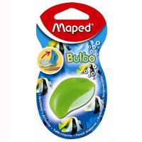 "Точилка Maped ""Bulbo"", цвет: салатовый 0071004"