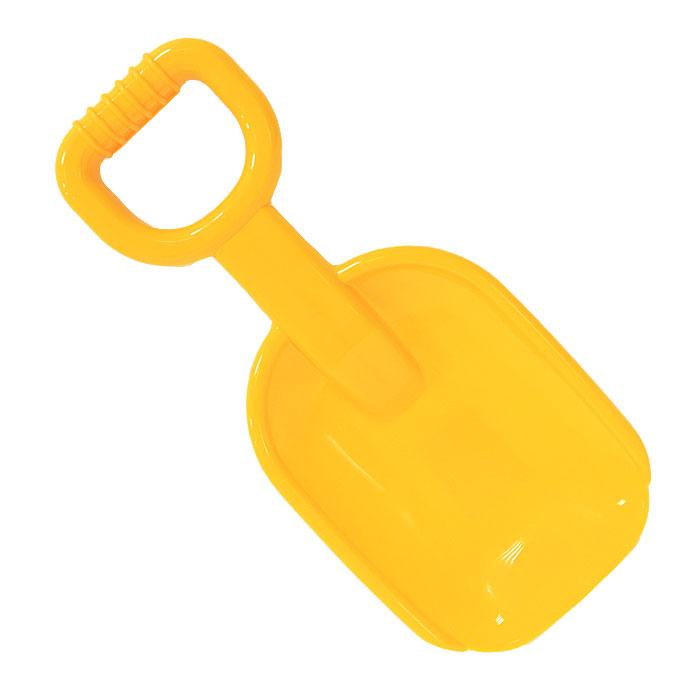 """Лопата """"Нордпласт"""", цвет: желтый, 36 см 128/4"""