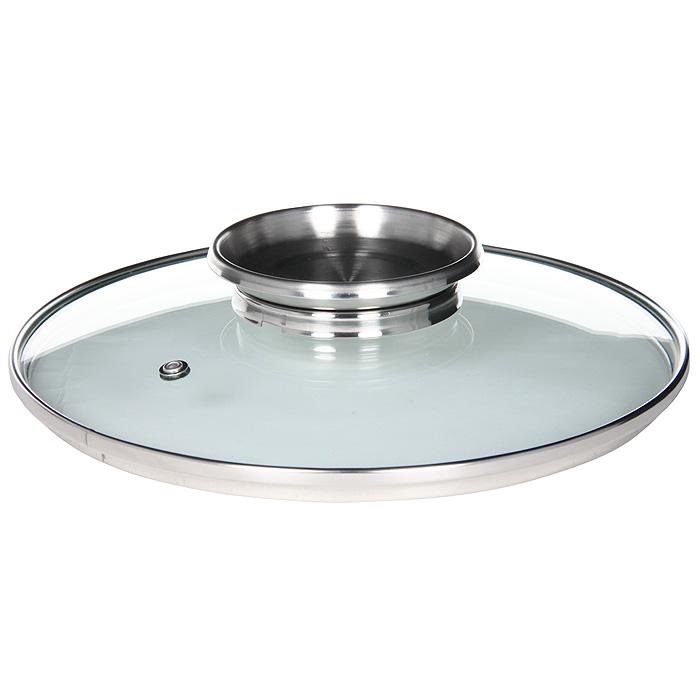 Крышка стеклянная Pensofal Bioceramix, диаметр 22 смPEN9363Крышка из прочного стекла Pensofal Bioceramix с отверстием для выпуска пара позволяет контролировать процесс приготовления без потери тепла. Ободок из нержавеющей стали предотвращает сколы на стекле. Крышка оснащена ручкой-воронкой, которая разработана для подачи приправ к пище, через микроотверстие, расположенное в центре.