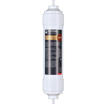 Картридж Новая вода, обезжелезивающий. К877BL505Обезжелезивающий картридж для фильтров Expert.Фильтрующий элемент K877 используется в качестве третьей ступени фильтра Новая Вода Expert М312.Используется для дополнительного обезжелезивания (удаления растворенного железа Fe2+) питьевой воды, прошедшей первичный водоподготовительный процесс (например, в муниципальных системах водоснабжения). Улучшает вкус воды. Характеристики:Состав: синтетический цеолит, SIGAC.Рабочая температура воды: +2°C - +35°C. Рекомендуемая скорость фильтрации: до 2 л/мин. Емкость по Fe-ll: 2 г. Ресурс: 6000 л ил 6 месяцев (в зависимости от того, что раньше наступит). Производитель: Россия. Артикул: К877.