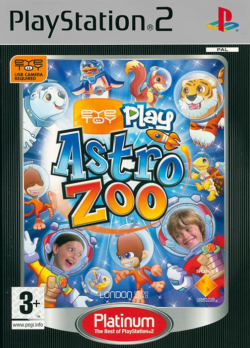 EyeToy: Play Astro Zoo