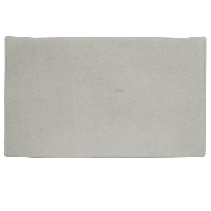 Настольная подкладка-коврик для письма Durable, цвет: серый7102-10Настольная подкладка-коврик Durable с закругленными уголками и нескользящей поролоновой основой удобна для письма, эффективно защищает поверхность рабочего стола. Характеристики: Материал: пластик, поролон. Размер: 40 см х 60 см.