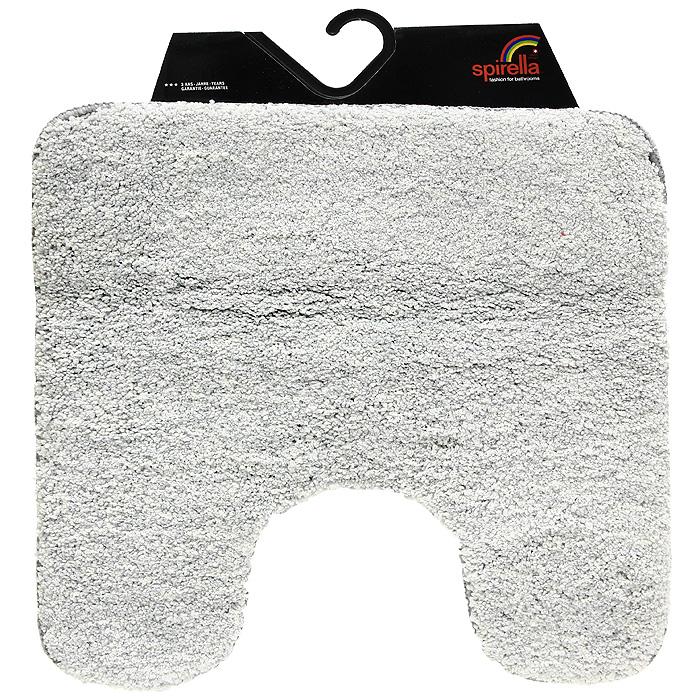 Коврик Gobi, цвет: светло-серый, 55 х 55 см1012509Коврик Gobi светло-серого цвета выполнен из полиэстера высокого качества. Прорезиненная основа коврика позволяет использовать его во влажных помещениях, предотвращает скольжение коврика по гладкой поверхности, а также обеспечивает надежную фиксацию ворса. Коврик добавит тепла и уюта в ваш дом. Характеристики: Материал: 100% полиэстер. Размер: 55 см х 55 см. Производитель: Швейцария. Изготовитель: Китай. Артикул: 1012509.