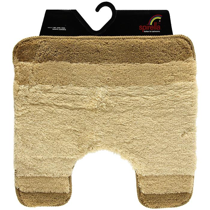 Коврик Balance, цвет: бахам, 55 х 55 см1009235Коврик Balance выполнен из акрила высокого качества. Прорезиненная основа коврика позволяет использовать его во влажных помещениях, предотвращает скольжение коврика по гладкой поверхности, а также обеспечивает надежную фиксацию ворса. Коврик добавит тепла и уюта в ваш дом. Хорошо переносит машинную стирку и отжим в центрифугах, а также подходит для полов с подогревом. Характеристики: Материал: 100% акрил. Размер: 55 см х 55 см. Производитель: Швейцария. Изготовитель: Китай. Артикул: 1009235.