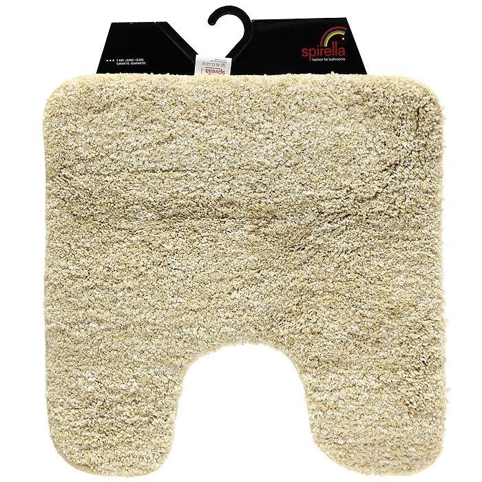 Коврик Gobi, цвет: светло-бежевый, 55 х 55 см1012514Коврик Gobi светло-бежевого цвета выполнен из полиэстера высокого качества. Прорезиненная основа коврика позволяет использовать его во влажных помещениях, предотвращает скольжение коврика по гладкой поверхности, а также обеспечивает надежную фиксацию ворса. Коврик добавит тепла и уюта в ваш дом. Характеристики: Материал: 100% полиэстер. Размер: 55 см х 55 см. Производитель: Швейцария. Изготовитель: Китай. Артикул: 1012514.