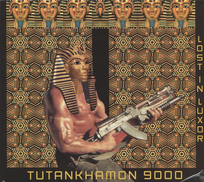 Tutankhamon 9000. Lost In Luxor 2011 Audio CD