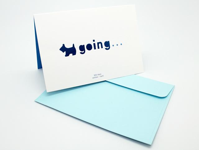 Открытка GoingES-412Двойная открытка Going позволит вам оригинально дополнить подарок и поздравить близкого человека. Лицевая сторона открытки оформлена вырезанным силуэтом собачки и надписью Going …. В комплект входит цветной конверт. Характеристики: Материал:картон, бумага.Размер открытки (в сложенном виде):15 см х 10,5 см.Изготовитель:Китай. УВАЖАЕМЫЕ КЛИЕНТЫ!Обращаем ваше внимание на незначительные изменения в цвете некоторых деталей товара. Поставка осуществляется в зависимости от наличия на складе.
