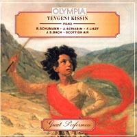 Yevgeni Kissin, piano. R.Schumann. A.Scriabin. F.Liszt. J.S.Bach. Scottish Air Audio CD