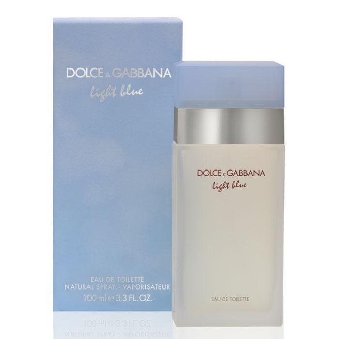 """Dolce&Gabbana Dolce & Gabbana Туалетная вода """"Light Blue"""", 100 мл 0737052074320"""