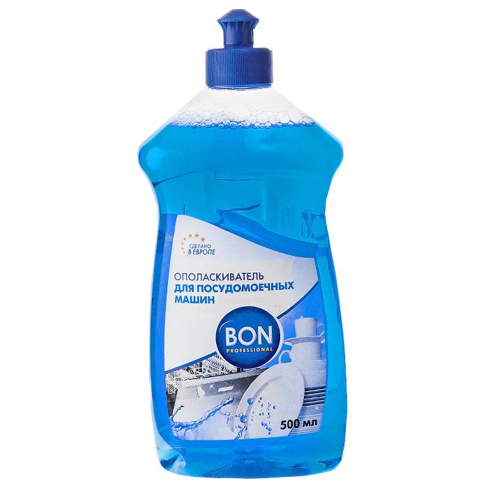 Ополаскиватель Bon для посудомоечных машин, 500 млBN-165Ополаскиватель для посудомоечных машин Bon на основе органических компонентов обеспечивает надежную дезинфекцию и быстрое высыхание посуды без подтеков, пятен и известкового налета. Лимонная кислота в составе ополаскивателя гарантирует сияющий блеск и чистоту посуды. Характеристики: Объем: 500 мл. Изготовитель: Чехия. Артикул: BN-165. Товар сертифицирован.