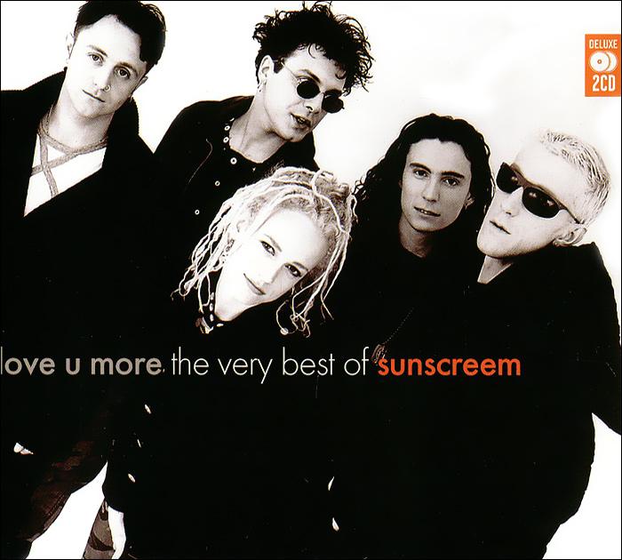 Sunscreem. Love U More. The Very Best Of (2 CD) 2012 2 Audio CD