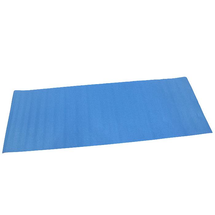 Коврик для фитнеса BradexSF 0010Во время проведения тренировок необходимо помнить о безопасности и комфорте. Коврик Bradex защитит тело от повреждений, например, при занятиях гимнастикой, когда риск травмировать колено или локоть очень высок. Также коврик имеет травмобезопасную, нескользящую поверхность, которая легко моется теплой мыльной водой. Характеристики: Материал: ПВХ. Размер коврика: 173 см х 61 см х 0,5 см. Размер чехла: 65 см х 13,5 см х 13,5 см. Артикул: SF0010. Производитель: Китай.