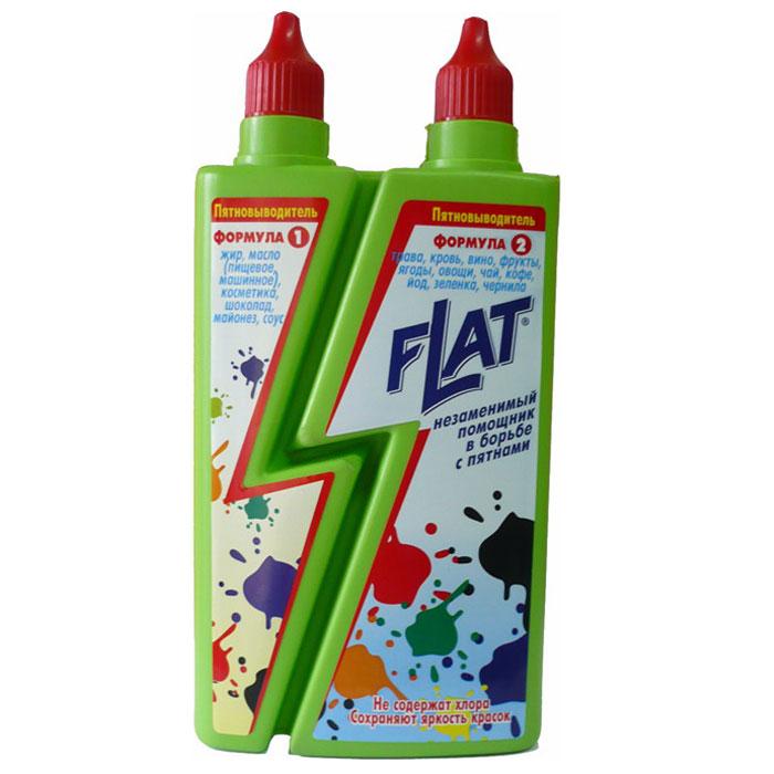 Пятновыводитель Flat для одежды80653Две формулы пятновыводящих средств Flat прекрасно справляются почти со всеми видами пятен, не повреждают структуру ткани. Не содержат хлора и сохраняют яркость красок. Пятновыводитель формулы №1 эффективно выводит различные жировые загрязнения. Его активные моющие компоненты, проникая в толщину даже самые въевшиеся пятна. Пятновыводитель формулы №2 благодаря входящему в его состав активному кислороду, выводит трудновыводимые пятна, образованные красящими веществами органического и неорганического происхождения.Уважаемые клиенты!Обращаем ваше внимание на возможные изменения в цвете некоторых деталей упаковки товара. Поставка осуществляется в зависимости от наличия на складе. Характеристики:Вес пятновыводителя формулы № 1: 70 г. Вес пятновыводителя формулы № 2: 150 г. Производитель: Россия. УВАЖАЕМЫЕ КЛИЕНТЫ! Обращаем ваше внимание на возможные изменения в дизайне упаковки.