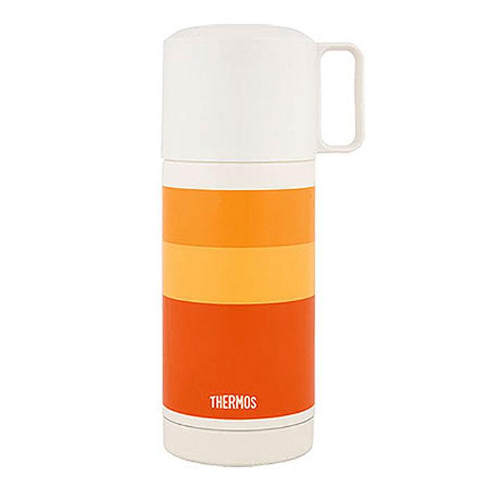 Термос для напитков Thermos Fej Orange, 350 мл836557Термос для напитков Thermos Fej Orange будет незаменим во время путешествий, поездок на пикник или на дачу. Особенности термоса Thermos Fej Orange: внешние и внутренние стенки термоса выполнены из высококачественной нержавеющей стали, устойчивой к разрушению термос оснащен вакуумной технологией Thermax: сохраняет тепло 8 часов, холод 24 часа широкое горло для использования кубиков льда пластиковая кнопка кнопочного типа для легкого открывания удобная пластиковая чашка с ручкой для питья открывающаяся пробка позволяет предотвратить проливание пробка откидывается одним нажатием руки благодаря встроенной пружине пробка легко разбирается для очистки яркий и стильный дизайн. Характеристики: Материал: нержавеющая сталь, пластик. Объем термоса: 350 мл. Высота термоса (с учетом крышки): 18 см. Диаметр основания термоса: 7 см. Размер упаковки: 8 х 19 см х 8 см. Производитель: Китай. ...