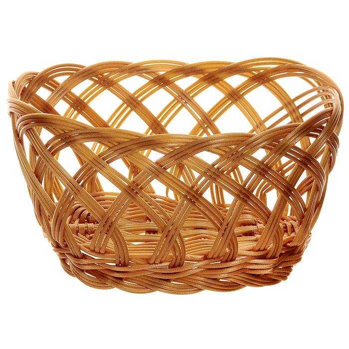 Корзинка плетеная Oriental Way Мульти, овальная, 20 см х 12 см корзинка плетеная oriental way мульти круглая диаметр 18 см