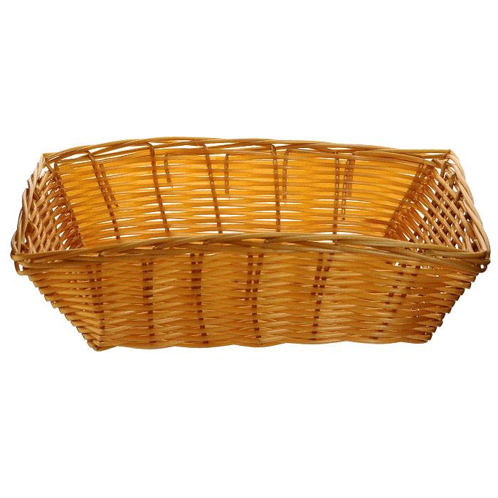 Корзинка плетеная Oriental Way Мульти, прямоугольная, 23 см х 15 см корзинка плетеная oriental way мульти круглая диаметр 18 см
