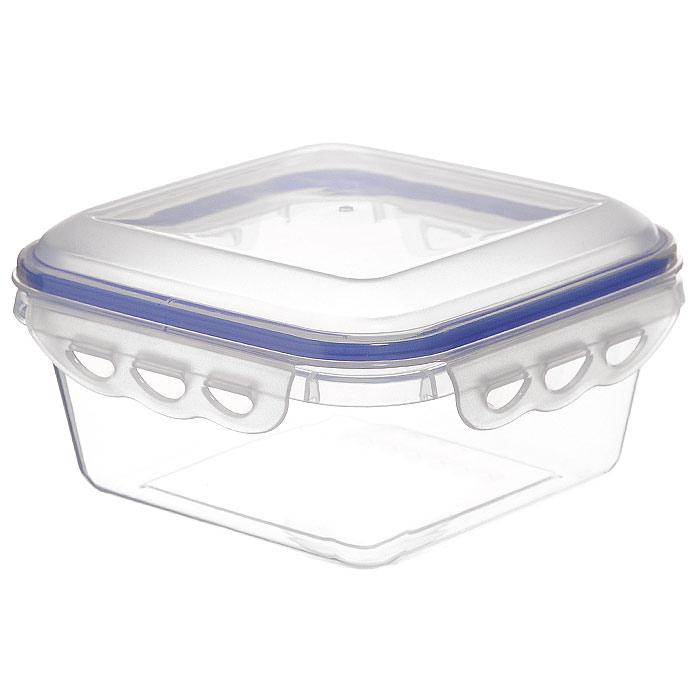 Контейнер для СВЧ NeoWay Enjoy квадратный, 0,9 лZP1024BКвадратный контейнер для СВЧ NeoWay Enjoy, выполненный из высококачественного пластика, это удобная и легкая тара для хранения и транспортировки бутербродов, порционных салатов, мяса или рыбы, горячих и холодных блюд, даже жидких продуктов. Контейнер 100% герметичен. Крышка оснащена четырьмя специальными защелками и силиконовым уплотнителем. Клипсы (защелки) позволяют произвести защелкивание более чем 400000 раз. Пустотелый силиконовый уплотнитель имеет большую гибкость и лучшее прилегание. Контейнеры могут быть вставлены один в другой, что позволяет сэкономить много пространства. Контейнер для СВЧ NeoWay Enjoy выдерживает температуру в диапазоне от -20°C до +120°C, его можно мыть в посудомоечной машине и нельзя нагревать пустым. Характеристики: Материал: пластик. Объем контейнера: 0,9 л. Размер контейнера: 15 см х 15 см. Высота контейнера (без учета крышки): 6,5 см. Производитель: Китай. Артикул: ZP1024B.