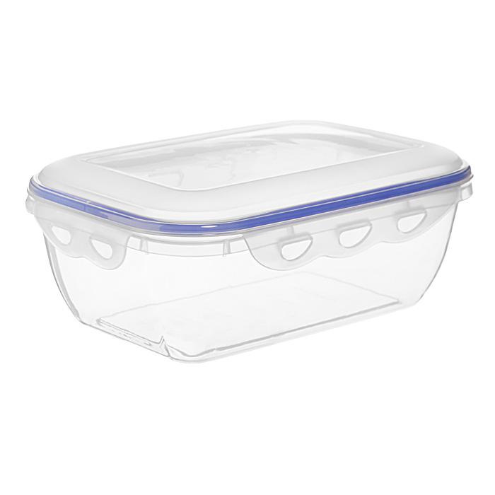 Контейнер для СВЧ NeoWay Enjoy прямоугольный, 2,5 л94672Прямоугольный контейнер для СВЧ NeoWay Enjoy, выполненный из высококачественного пластика, это удобная и легкая тара для хранения и транспортировки бутербродов, порционных салатов, мяса или рыбы, горячих и холодных блюд, даже жидких продуктов. Контейнер 100% герметичен. Крышка оснащена четырьмя специальными защелками и силиконовым уплотнителем. Клипсы (защелки) позволяют произвести защелкивание более чем 400000 раз. Пустотелый силиконовый уплотнитель имеет большую гибкость и лучшее прилегание. Контейнеры могут быть вставлены один в другой, что позволяет сэкономить много пространства. Контейнер для СВЧ NeoWay Enjoy выдерживает температуру в диапазоне от -20°C до +120°C, его можно мыть в посудомоечной машине и нельзя нагревать пустым. Характеристики:Материал: пластик. Объем контейнера: 2,5 л. Размер контейнера: 25 см х 17 см. Высота контейнера (без учета крышки): 8,2 см. Производитель: Китай. Артикул: CP1023A.