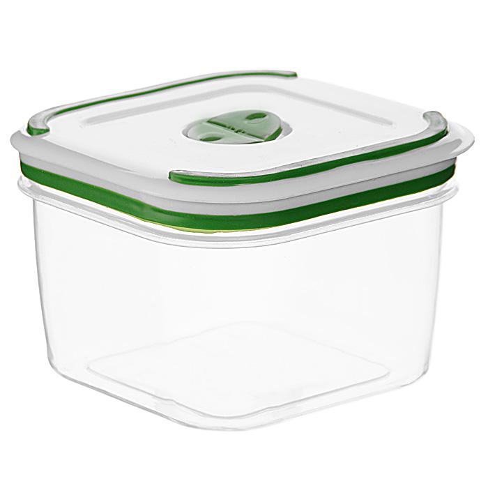 Контейнер для СВЧ, холодильника Oriental Way Simple control 2,6л GL9001GL9001Квадратный контейнер для СВЧ NeoWay Simple control выполнен из сочетания твердого и мягкого пластика, абсолютно безопасного для использования с пищевыми продуктами. Контейнер имеет инновационную крышку, обеспечивающую абсолютную герметичность и водонепроницаемость, не пропускает влагу и запахи, долго сохраняет свежесть продуктов. На крышке есть клапан для выпуска пара и антискользящие вставки для устойчивого вертикального хранения. Контейнер подойдет не только для разогревания продуктов в печи СВЧ, но и для хранения продуктов, в том числе в холодильной и морозильной камерах. Контейнер выдерживает температуру в диапазоне от -20°C до +120°, его можно мыть в посудомоечной машине и нельзя греть пустым и в режиме гриль. Характеристики: Материал: полипропилен. Объем контейнера: 2,6 л. Размер контейнера: 17 см х 17 см. Высота контейнера (без учета крышки): 11,7 см. Производитель: Китай. Артикул: GL9001.