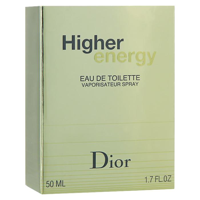 Christian Dior Higher Energy. Туалетная вода, мужская, 50 млF067422009Действие аромата Christian Dior Higher Energy подобно удару электрического тока - неукротимая энергия проходит по телу, заставляя учащенно биться сердце. Прорыв легкости и стремительной силы в нотах можжевельника и грейпфрута, подобно штормовому ветру, испытывает вас на прочность. Классификация аромата : цитрусовый. Верхние ноты: ананас, мята, грейпфрут, ягоды можжевельника, дыня. Ноты сердца: черный перец, мускатный орех. Ноты шлейфа: кедр, чистый мускус, сандаловое дерево, ладан, ветивер. Ключевые слова : Бодрящий, игристый, открытый, утонченный! Характеристики: Объем: 50 мл. Производитель: Франция. Туалетная вода - один из самых популярных видов парфюмерной продукции. Туалетная вода содержит 4-10% парфюмерного экстракта. Главные достоинства данного типа продукции заключаются в доступной цене, разнообразии форматов (как...