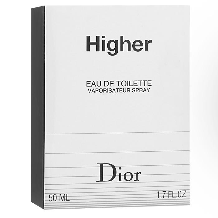 Christian Dior Higher. Туалетная вода, мужская, 50 млF066022009Пульсирующий и острый аромат Higher, запах огромного города - для тех, кто ежедневно устремляется покорять каменные джунгли и, не приемля компромиссов, любой ценой жаждет добиться совершенства, достичь вершины успеха - в спорте, карьере и, конечно, в любви. Гармоничные переливы верхних нот - цитрусовых и средних - пряных, а также финальный аккорд древесных нот наполняют энергией, а темп этой мелодии уподобляет парфюм дыханию человека, сдерживающего завладевшую им страсть. Классификация аромата : древесный. Верхние ноты: цитрус, базилик, груша. Ноты сердца: специи, розмарин, кипарис. Ноты шлейфа: мускус, грушевое дерево. Ключевые слова : Мягкий, свежий, сильный, страстный! Характеристики: Объем: 50 мл. Производитель: Франция. Туалетная вода - один из самых популярных видов парфюмерной продукции. Туалетная вода содержит...