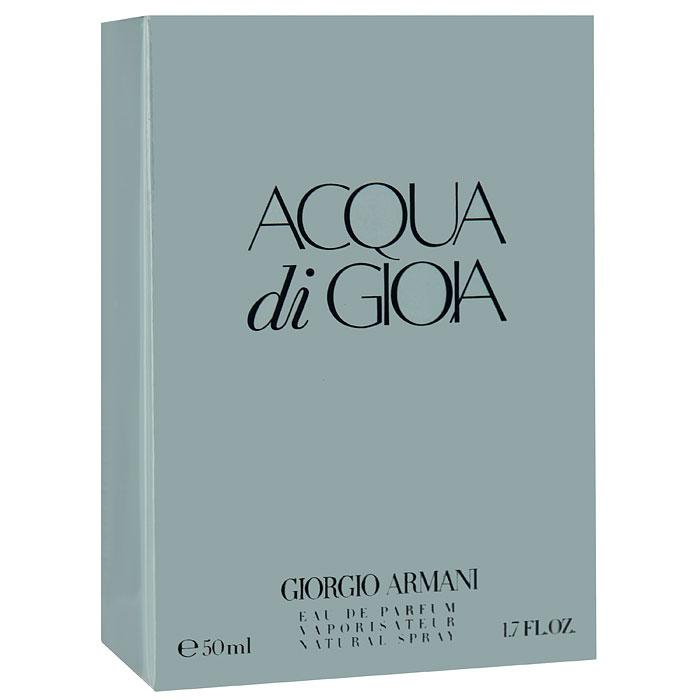 "Giorgio Armani ""Acqua Di Gioia"". Парфюмерная вода, женская, 50 мл L1155600"