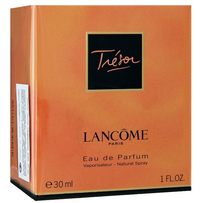 Lancome Tresor. Парфюмерная вода, 30 мл lancome la vie est belle intense парфюмерная вода женская 75 мл