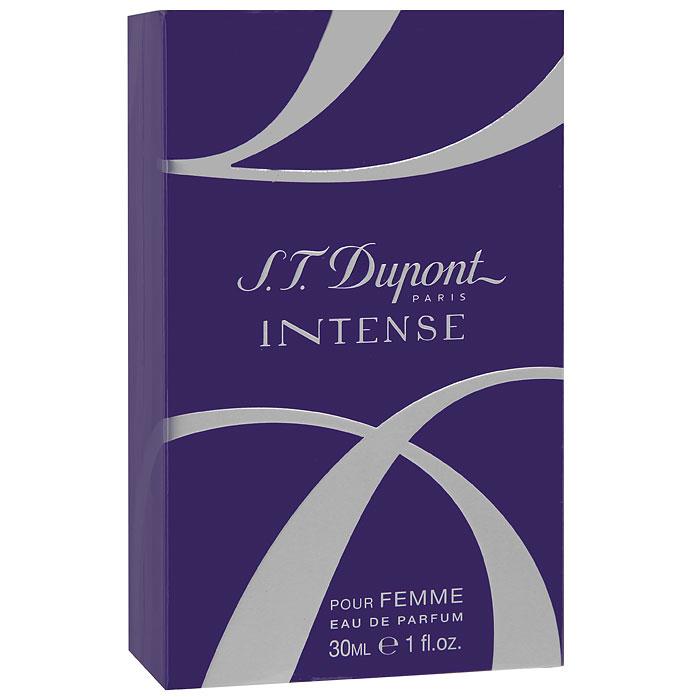S.T. Dupont Intense Pour Femme. Парфюмерная вода, 30 мл lancome la vie est belle intense парфюмерная вода женская 75 мл