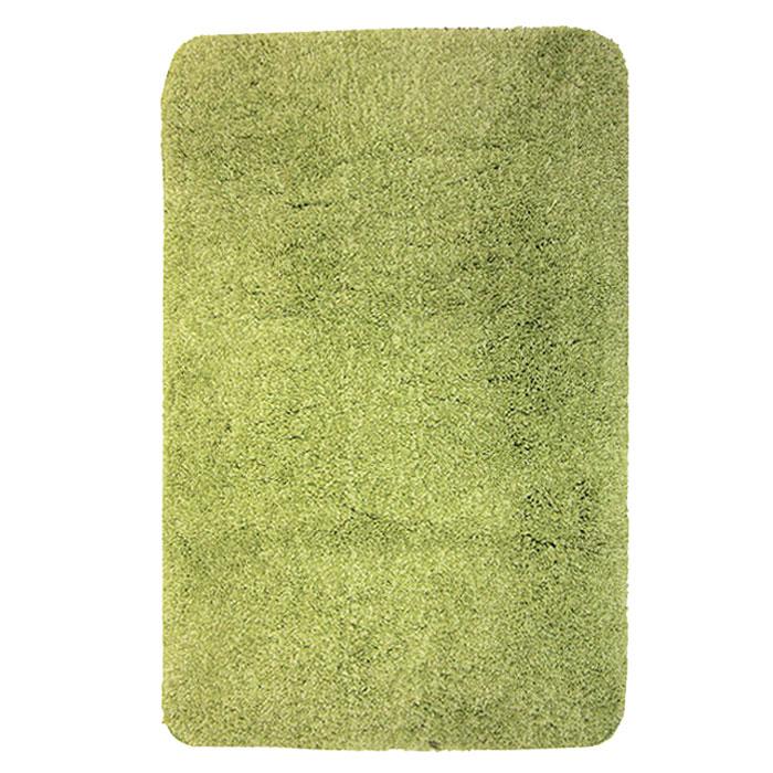 Коврик для ванной комнаты Gobi, цвет: зеленый чай, 60 х 90 см1012429Коврик для ванной комнаты Gobi цвета зеленого чая выполнен из полиэстера высокого качества. Прорезиненная основа коврика позволяет использовать его во влажных помещениях, предотвращает скольжение коврика по гладкой поверхности, а также обеспечивает надежную фиксацию ворса. Коврик добавит тепла и уюта в ваш дом. Характеристики: Материал: 100% полиэстер. Цвет: зеленый чай. Размер: 60 см х 90 см. Производитель: Швейцария. Изготовитель: Китай. Артикул: 1012429.