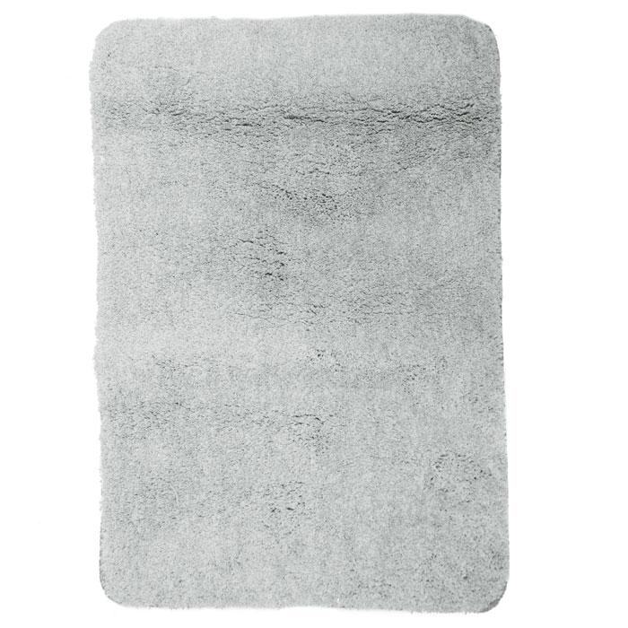 Коврик для ванной комнаты Gobi, цвет: светло-серый, 60 х 90 см1012511Коврик для ванной комнаты Gobi светло-серого цвета выполнен из полиэстера высокого качества. Прорезиненная основа коврика позволяет использовать его во влажных помещениях, предотвращает скольжение коврика по гладкой поверхности, а также обеспечивает надежную фиксацию ворса. Коврик добавит тепла и уюта в ваш дом. Характеристики: Материал: 100% полиэстер. Цвет: светло-серый. Размер: 60 см х 90 см. Производитель: Швейцария. Изготовитель: Китай. Артикул: 1012511.
