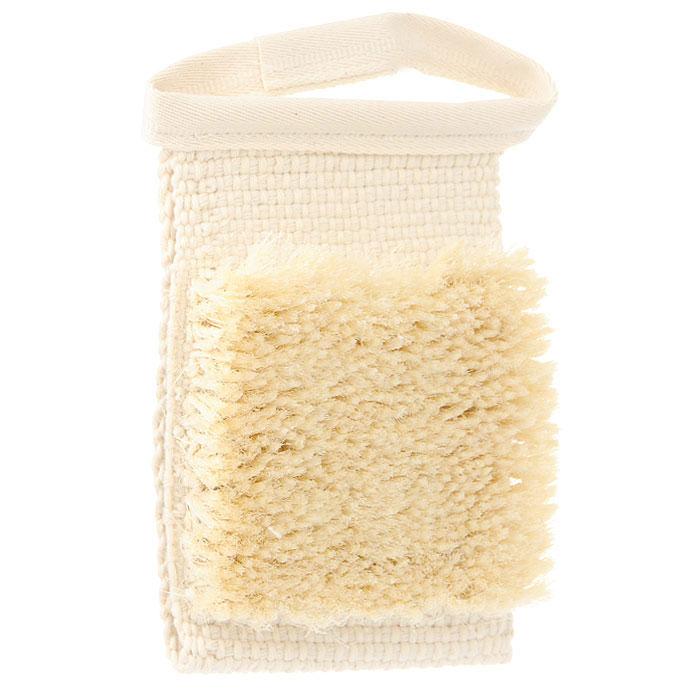 Мочалка-варежка Riffi массажная. 111111Массажная мочалка-варежка Riffi используется для мытья тела, обладает активным антицеллюлитным эффектом, отлично действует как пилинговое средство, тонизируя, массируя и эффективно очищая вашу кожу. Сизалевая щетина увеличивает глубину антицеллюлитного и тонизирующего действия массажа на кожу, подкожный слой и мышцы. Мочалку можно использовать для сухого и влажного массажа. Благодаря отшелушивающему эффекту варежки, кожа освобождается от отмерших клеток, становится гладкой, упругой и свежей. Массаж тела с применением Riffi стимулирует кровообращение, активирует кровоснабжение, способствует обмену веществ, что в свою очередь позволяет себя чувствовать бодрым и отдохнувшим после принятия душа или ванны. Riffi регенерирует кожу, делает ее приятно нежной, мягкой и лучше готовой к принятию косметических средств. Приносит приятное расслабление всему организму. Борется со спазмами и болями в мышцах, предупреждает образование целлюлита и обеспечивает омолаживающий эффект....