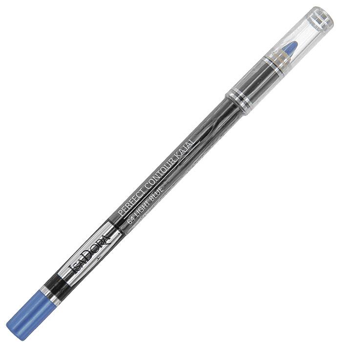 Контурный карандаш для глаз Isa Dora Perfect Contour Kajal, тон №64, цвет: светло-синий, 1,2 г5010777142037Контурный карандаш для глаз Isa Dora Perfect Contour Kajal обладает специальной мягкой формулой, которая обеспечивает легкое точное нанесение. Карандаш легко растушевывается, стойкий и влагоустойчивый. Характеристики: Вес: 1,2 г. Тон: №64 (светло-синий). Длина карандаша: 12,5 см. Производитель: Швеция. Артикул:1138. Товар сертифицирован.