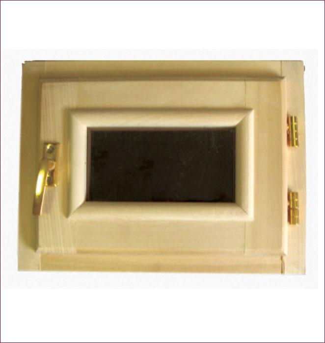 Форточка со стеклопакетом Банные штучки, 40 х 40 смZ-0307Горизонтальная форточка со стеклопакетом Банные штучки изготовлена из липы и имеет вставку из стекла. В комплект входит: - Створка с однокамерным стеклопакетом (2 стекла); - Коробка из липы; - Петли; - Врезной замок; - 4 самореза; - Ручка-затвор. Форточка уже собрана и готова к использованию, вам только достаточно прикрутить ручку и установить стеклопакет в проем. Окна и форточки в парной используют для быстрого выветривания влаги в помещении после банных процедур. Это продлевает срок службы деревянной обшивки, снижается риск образования плесени и грибка внутри помещения. Характеристики:Материал: дерево (липа), металл, стекло. Размер форточки: 40 см х 40 см. Размер упаковки: 41 см х 10 см х 41 см.