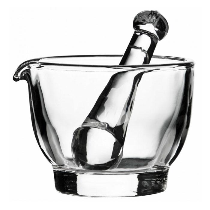 Ступка Premier Housewares с пестиком1001125Ступка Premier Housewares с пестиком, выполненные из стекла, станут незаменимыми вещами для приготовления свежих специй и приправ, измельчения трав, таблеток. Со ступкой Premier Housewares специи в ваших блюдах будут всегда свежими и ароматными. Характеристики: Материал: стекло. Диаметр ступки по верхнему краю: 9 см. Высота ступки: 7,5 см. Длина пестика: 10,5 см. Максимальный диаметр пестика: 3 см. Размер упаковки: 10 см х 10 см х 11,5 см. Артикул: 1001125.